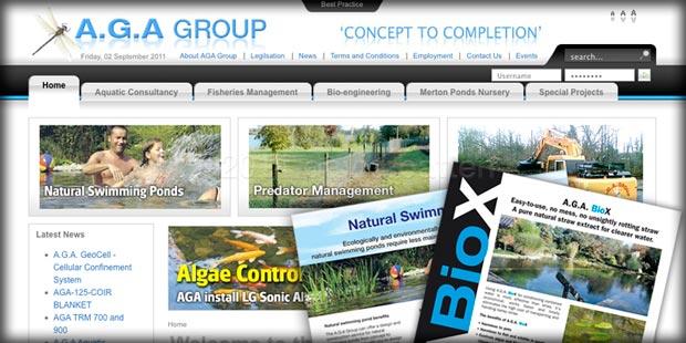 AGA Group - Aquatic Consutants, Fishwey Management