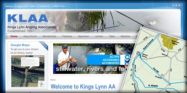 Kings Lynn AA website