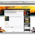 Enterprise website products - shopping cart