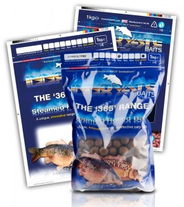 Innovate Baits resealable bait bag design