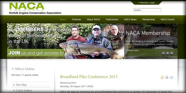 Norfolk Anglers