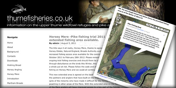 Thurne Fisheries