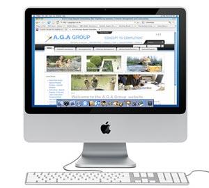 The AGA Group website