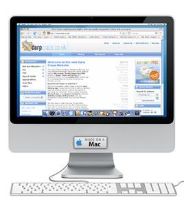 Margin Wholesale - Carp Craze website
