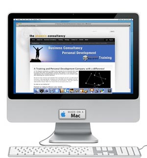 Phoenix Consultancy website
